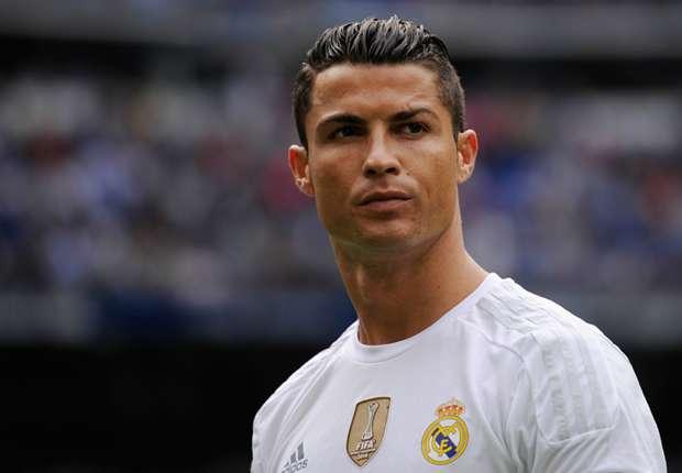 Cristiano Ronaldo del Real Madrid.