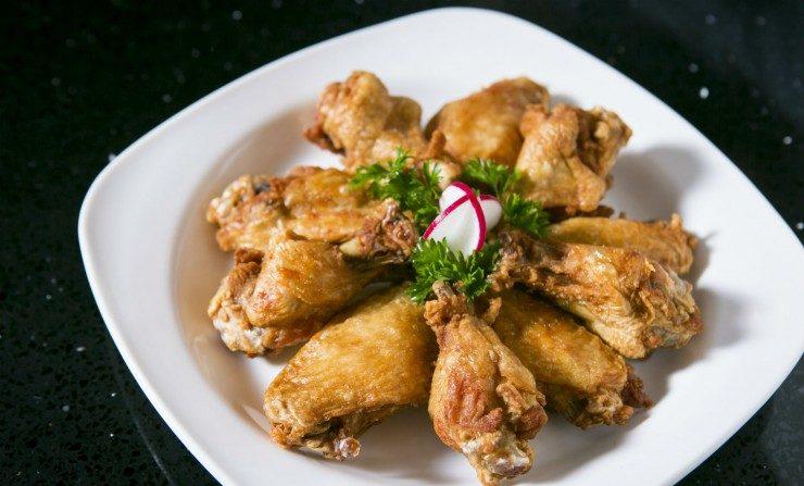 Pollo frito coreano. (Samira Bouaou / La Gran Época)