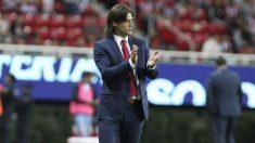 Liga MX: Matías Almeyda quiere dirigir a la Lazio