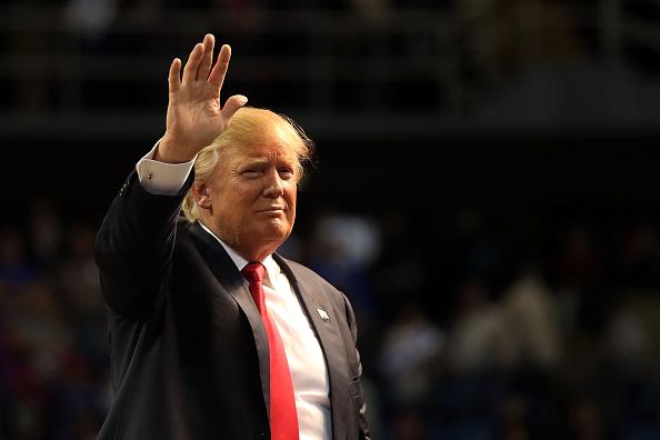 Donald Trump. (Foto: Spencer Platt/Getty Images)