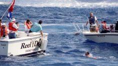Encuentran a 41 balseros cubanos en un Cayo de Florida