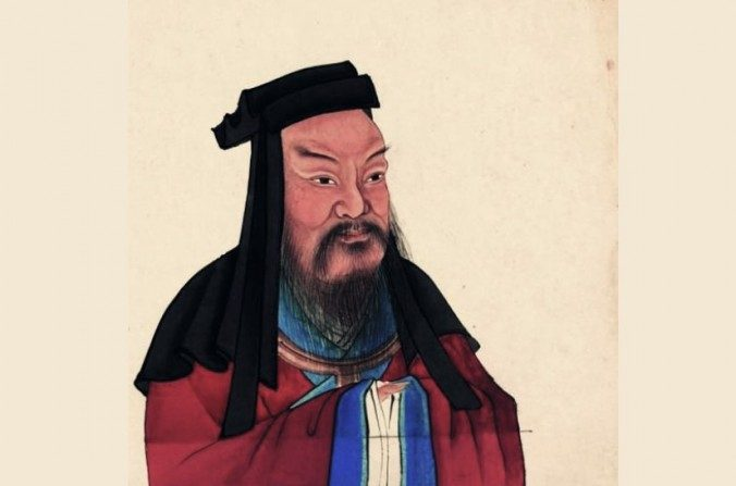 Cao Cao, figura histórica china. (Dominio público)