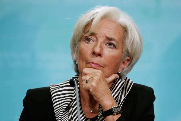 La directora del Fondo Monetario Internacional (FMI), Christine Lagarde (Foto: Chip Somodevilla/Getty Images)