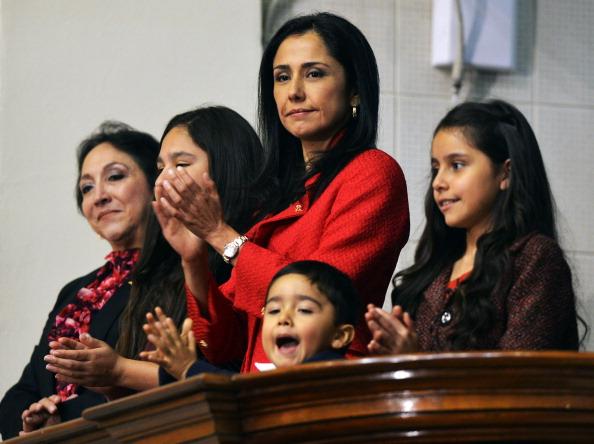 (Foto: CRIS BOURONCLE/AFP/Getty Images)