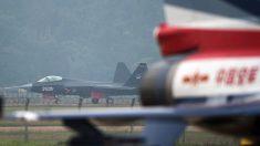 Ejército chino prueba el nuevo avión de combate furtivo FC-31