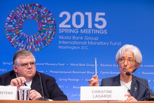 (Foto: Stephen Jaffe/IMF via Getty Images)