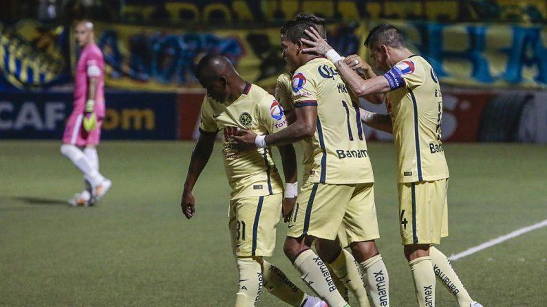 América enfrenta a Necaxa por las semifinales de la Liga MX. (Inti Ocon/AFP/Getty Images)