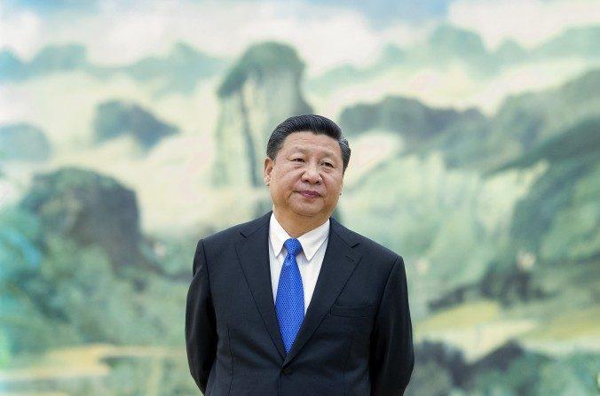 El líder chino Xi Jinping en la cumbre del G20 en Hangzhou, China, el 4 de septiembre de 2016. (Lintao Zhang / Getty Images)