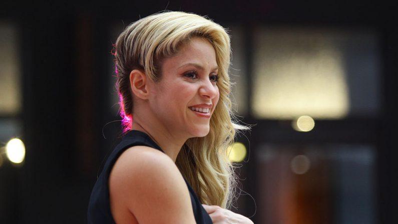 Shakira, (foto JORGE AMENGUAL/AFP/Getty Images)