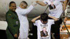 El conmovedor reencuentro de uno de los sobrevivientes de la tragedia de Chapecoense