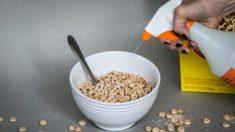 ¿Estás ingiriendo glifosato en tu desayuno?