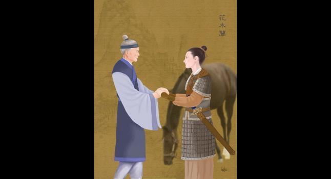Hua MuLan, la valiente mujer guerrera. (La Gran Época)