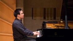 Marco Levi, el joven talento mexicano que avanzó en la Competencia Internacional de Piano NTD