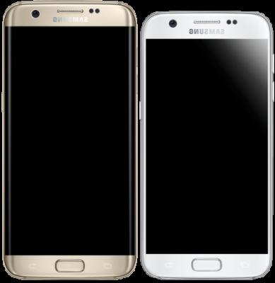 Galaxy S7, predecesor al nuevo Galaxy S8. (Wikimedia)