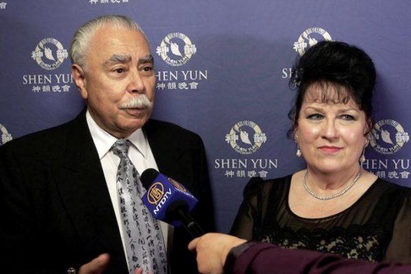 Una pareja ve a Shen Yun por undécimo año