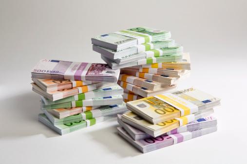 Euros. Foto: Caspar Benson/Getty Images