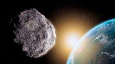 Un asteroide del tamaño de 6 estadios de fútbol sobrevolará la Tierra este miércoles