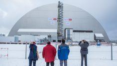 Nuevo Sarcófago de Chernóbyl, obra de ingeniería sin precedentes