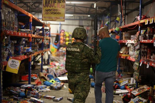 (ILSE HUESCA/AFP/Getty Images)