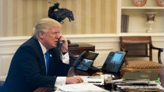 Trump acusó a Obama de interceptar sus teléfonos