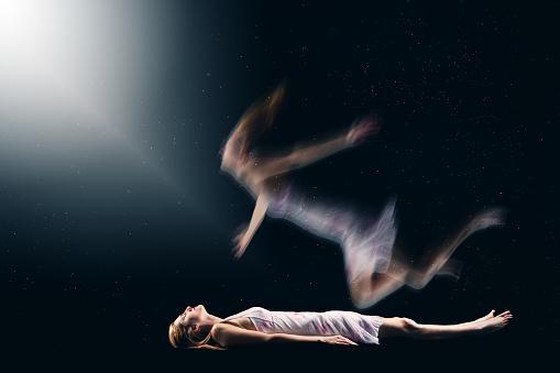 Experiencias cercanas a la muerte: 30 años de investigación. Foto:  sdominick/ Getty Image