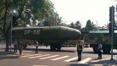 Informe: China prueba misil de largo alcance con hasta 10 ojivas nucleares