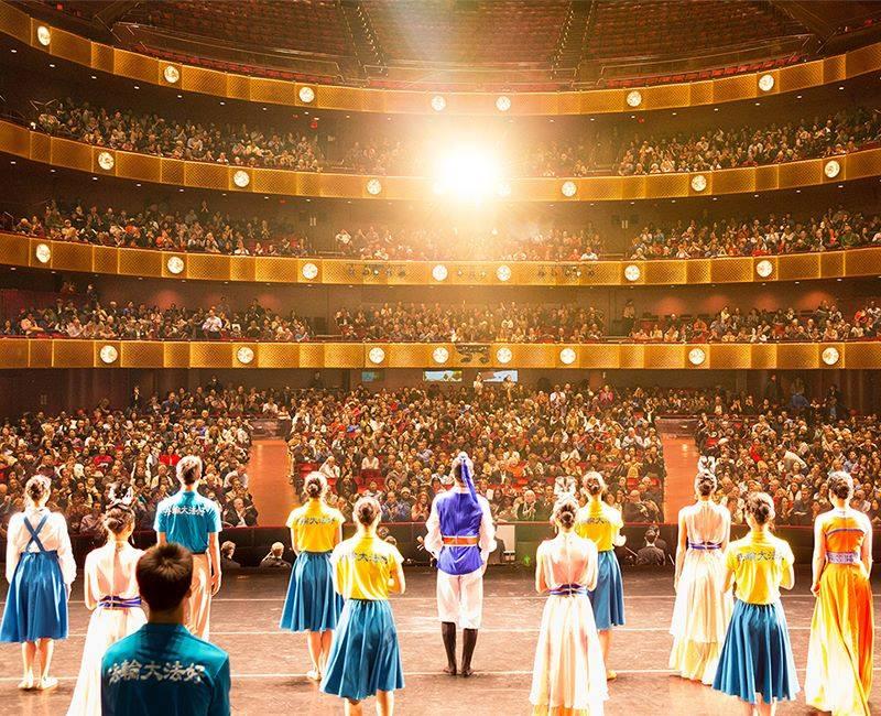 La compañía de artes escénicas, Shen Yun Performing Arts, se presentará por cuarta vez en Barcelona, España. Crédito: Shen Yun Performing Arts