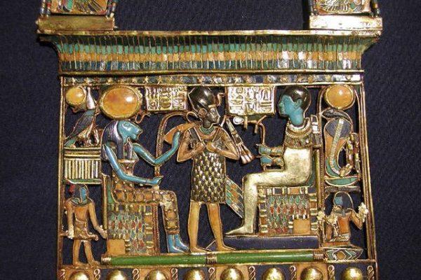 colgante Tutankamón Sejmet