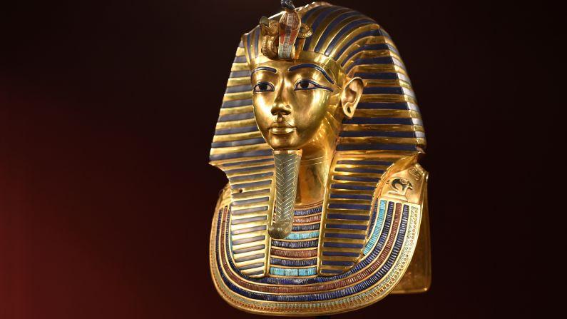 Tutankamón (Hannes Magerstaedt/Getty Images)