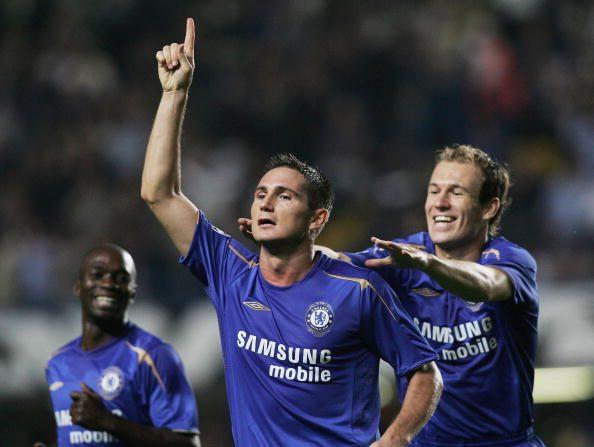 El futbolista inglés Frank Lampard. (Foto: Ben Radford/Getty Images)