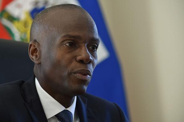 Jovenel Moïse asumió como presidente de Haití, el martes, 7 de febrero, de 2017. (Foto: HECTOR RETAMAL/AFP/Getty Images)