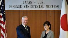 El secretario de Defensa Mattis reitera apoyo de Estados Unidos a aliados en Asia