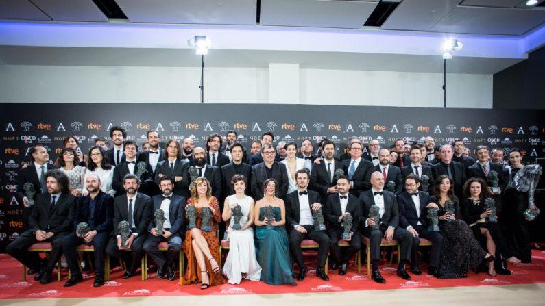 Premios Goya 2017: Estos son todos los ganadores (foto Pablo Cuadra /Getty Images)