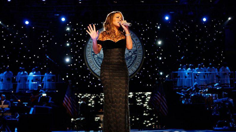 Mariah Carey reaparece en TV (Foto Chip Somodevilla/Getty Images)