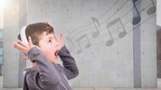 El efecto curativo de las 'cinco notas musicales'