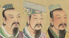 El Emperador Yao entrega el mando al más capaz, no a su hijo