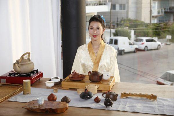 Ceremonia del Té para el lanzamiento de Shen Yun en Punta del Este