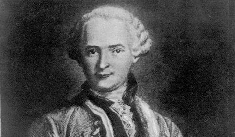 Aspecto del Conde de Saint Germain. (Wikimedia Commons)