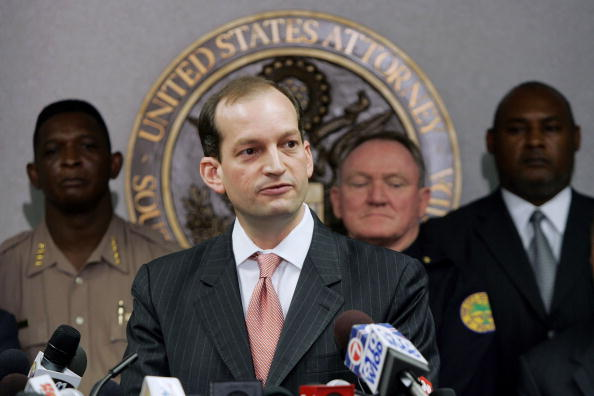 Alexander Acosta, (Foto: Joe Raedle/Getty Images)