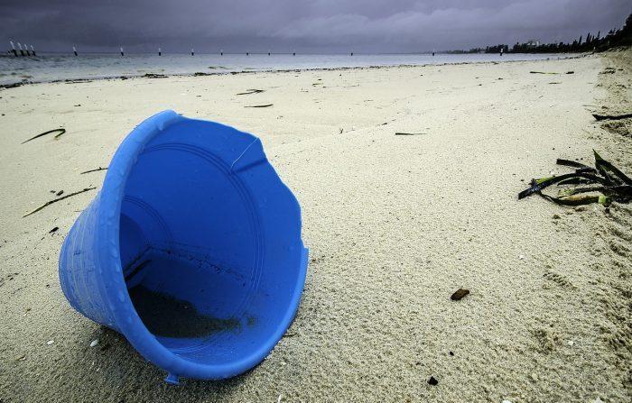 La presencia de plásticos en los océanos hace que se conviertan en una fuente de entrada del DEHP/foto Pixabay