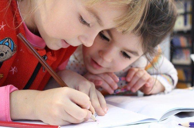 Para los niños jugar es trabajar. (Pixabay)