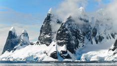 Disminuye el hielo marino en el Ártico y en la Antártida