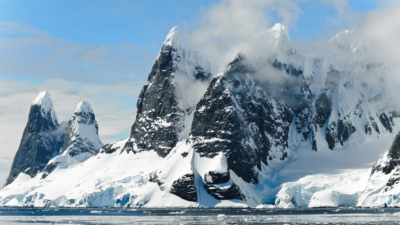 Disminuye el hielo marino en el Ártico y en la Antártida (Foto Pixabay)