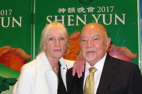 "Sergio Corona: ""Shen Yun es maravilloso"""