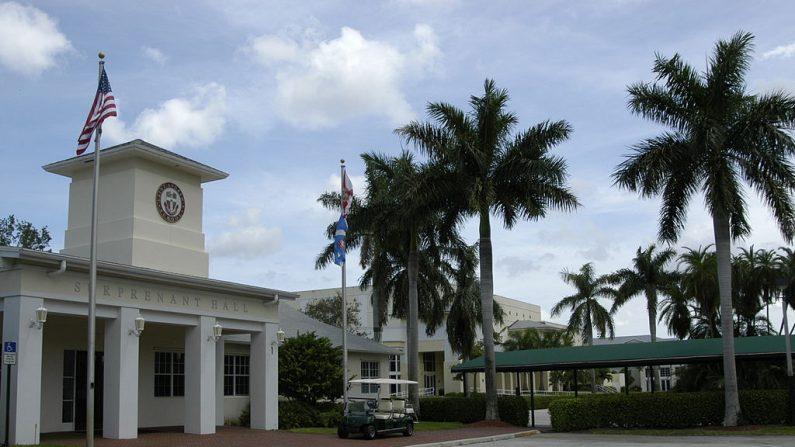 El presidente Trump visitará las instalaciones de Saint Andrew's School (Florida). Foto: Wikimedia Commons.