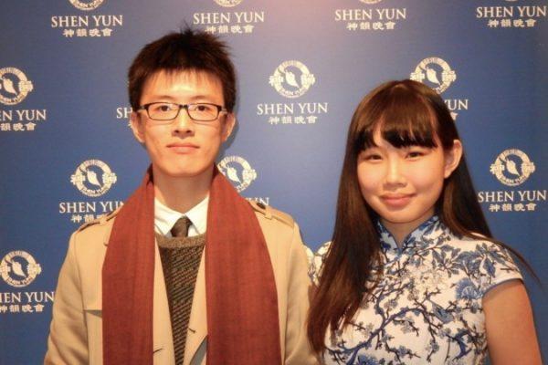 Shen Yun cambia la perspectiva de estudiantes chinos sobre China