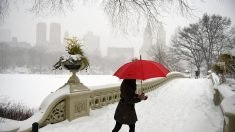 Tormenta invernal azota el noreste de Estados Unidos