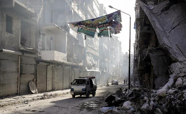 (Foto: JOSEPH EID/AFP/Getty Images)
