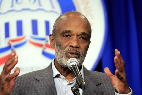 René Preval fue dos veces presidente de Haití y fue el único mandatario de la nación caribeña que no fue encarcelado, exilado o asesinado y terminó ambos mandatos. (Foto: ERIKA SANTELICES/AFP/Getty Images)