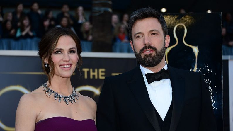 Ben Affleck y Jennifer Garner paralizan los trámites de divorcio (Foto FREDERIC J. BROWN/AFP/Getty Images)